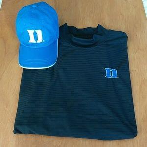 Duke Mock Long Sleeve Shirt